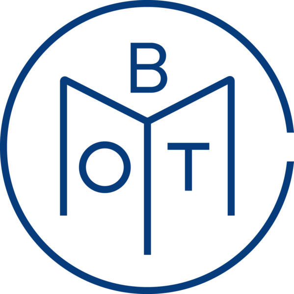 Logo for Book of the Month Club